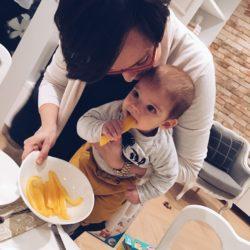Święta – co może jeść mama karmiąca piersią i niemowlak