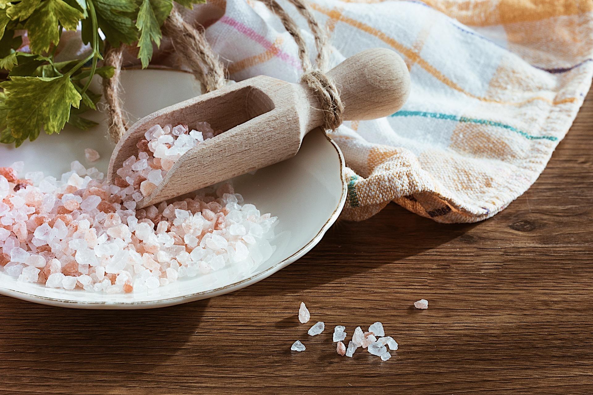 sól nadciśnienie jaką sól wybrać sól w diecie ile mogę jeść soli